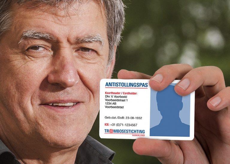 Vraag de gratis antistollingspas aan