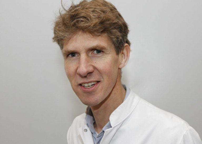 Dr. Victor Gerdes, internist in het MC Slotervaart (Amsterdam)