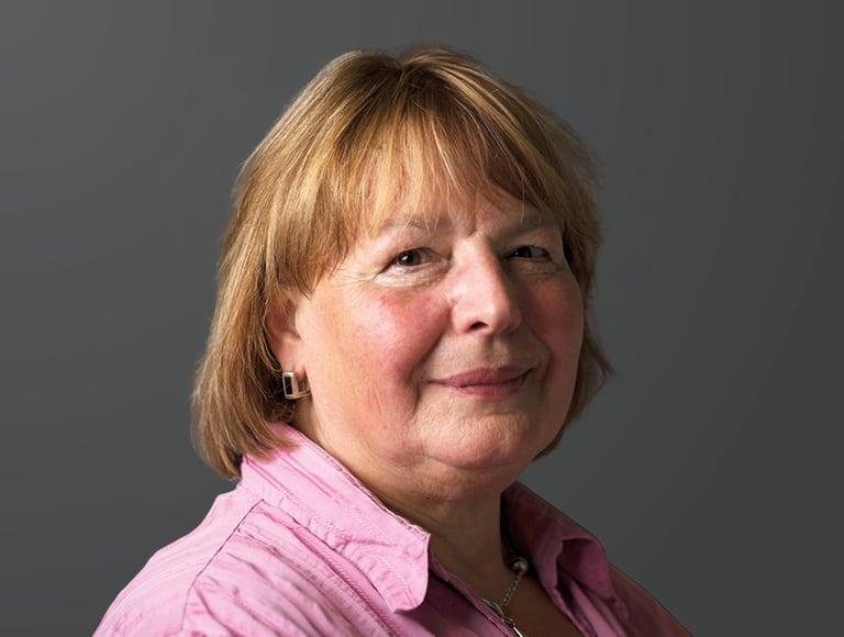 Diana (66 jaar) kreeg een longembolie