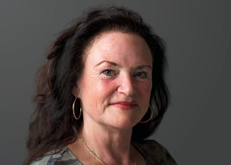 Inge (55 jaar) kreeg een Longembolie
