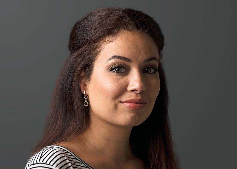 Nadia (31 jaar) getroffen door armtrombose