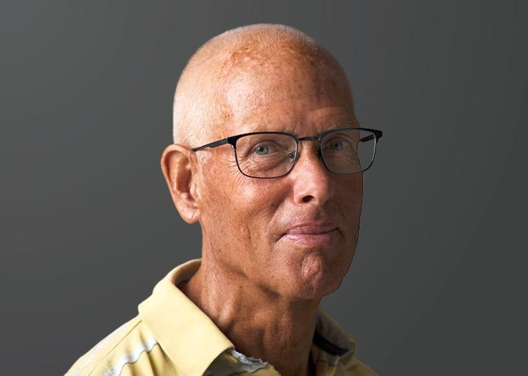 Ruud (78 jaar) heeft levenslang risico op Trombose
