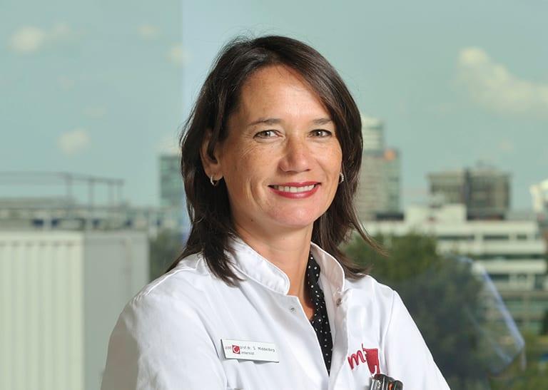 Prof. dr. Saskia Middeldorp verteld over het May-Thurner Syndroom