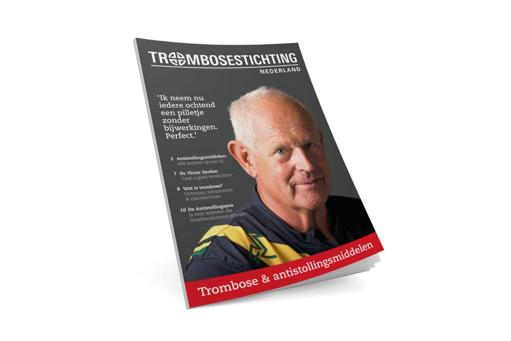 Brochure Trombose & antistollingsmiddelen