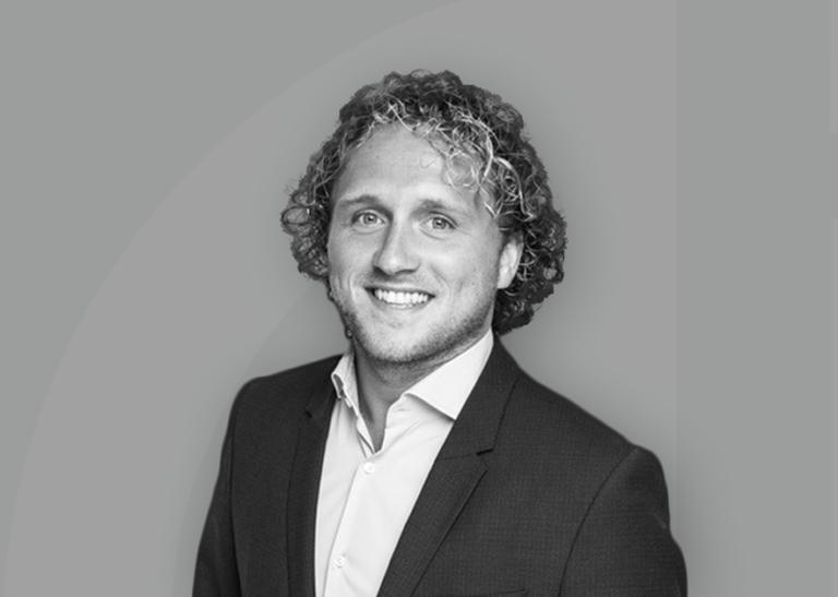 Oscar vd Biggelaar moest een rib missen door trombose