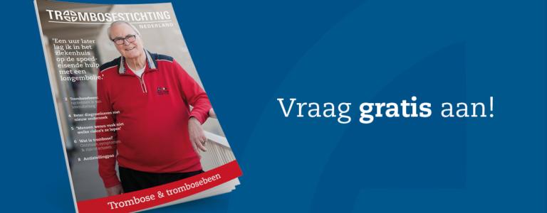 Brochure Trombose & Trombosebeen